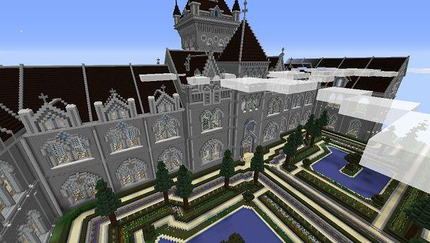 Scuola su Minecraft con ISM