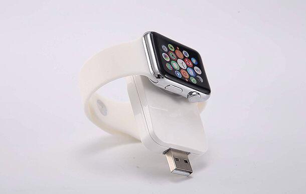 Caricare Apple Watch senza cavo