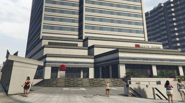 Ufficio su GTA Online