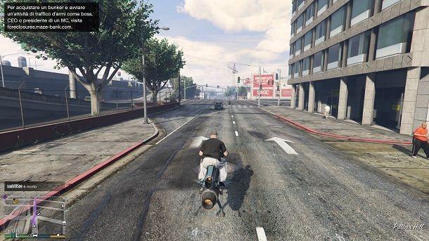 Veicoli speciali GTA Online