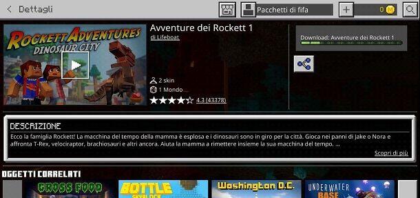 Come installare mod Minecraft PE