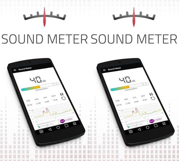 Alternative per misurare i decibel