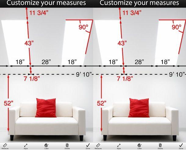 App alternative per misurare oggetti