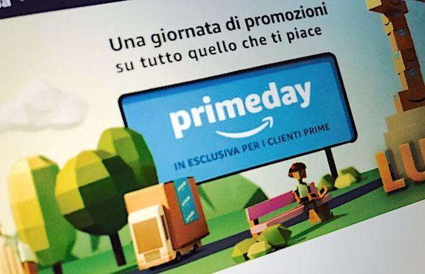 Problemi con Amazon Prime
