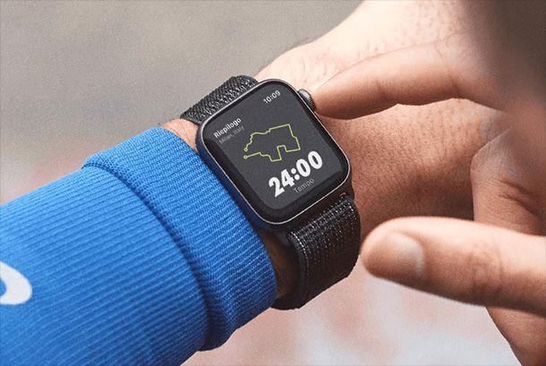 Un orologio fitness