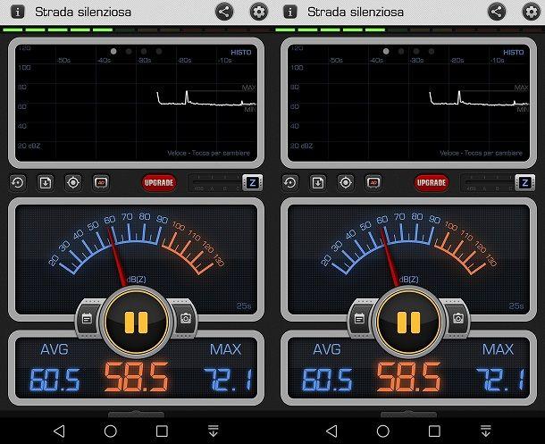 Decibel X per misurare i decibel
