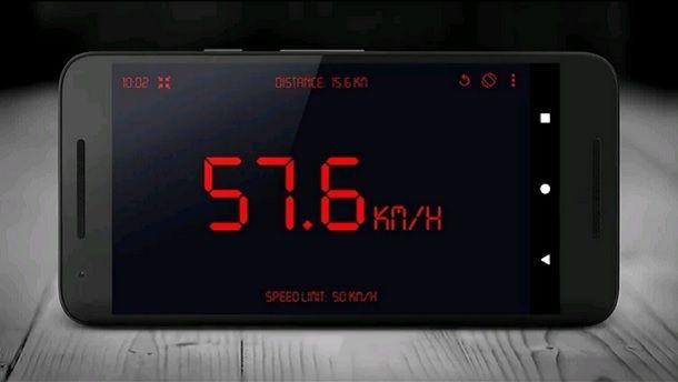 Altre app per misurare la velocità
