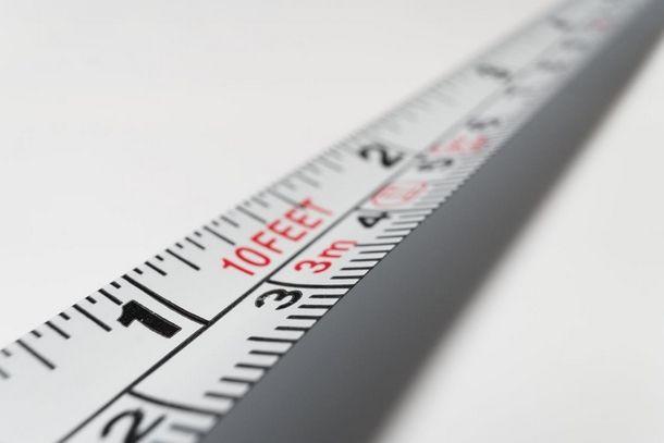 Prendere la misura di distanze con le app