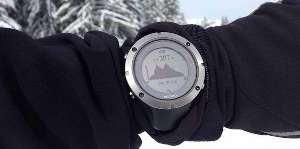 Orologio con GPS