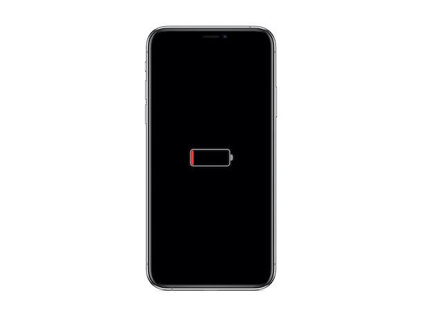 iPhone che non si accende