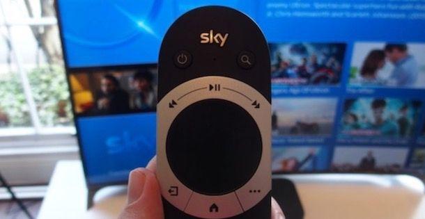 Telecomando Sky