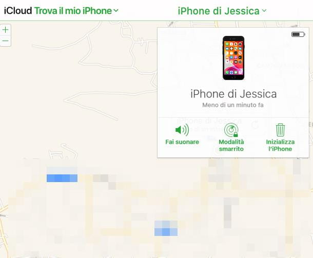 Eliminare ID Apple da iPhone senza password da remoto