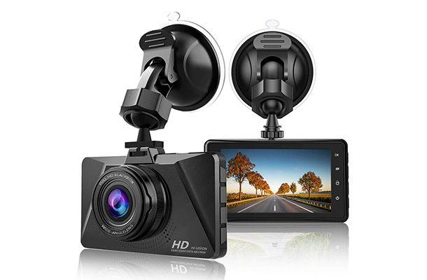 Chortau Dash Cam 1080p