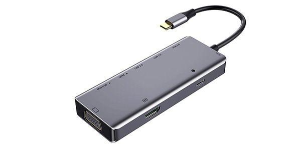 zedela Hub USB-C 9-in-1