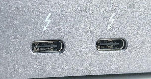 Porte USB-C