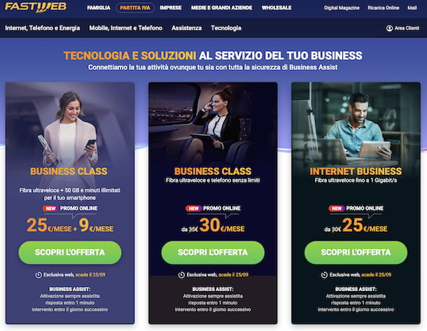 Fastweb Business