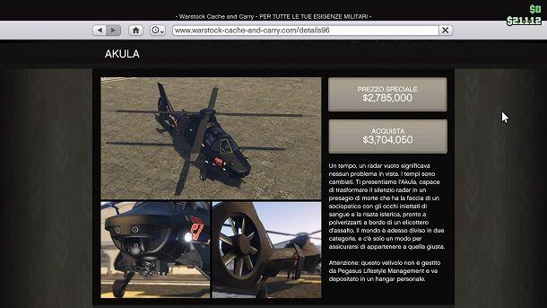 Akula GTA Online