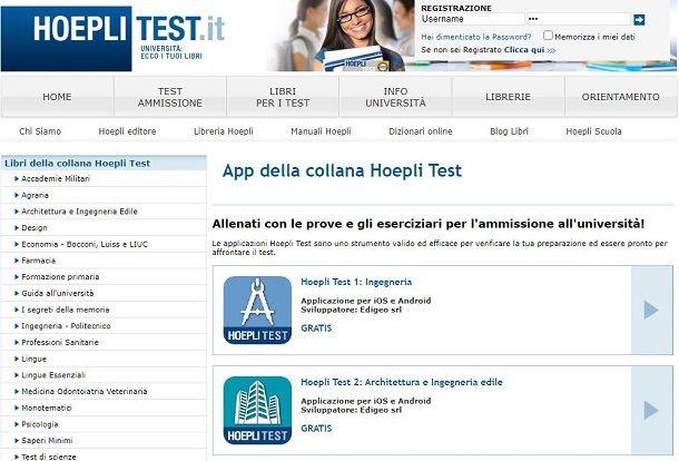 App Hoepli