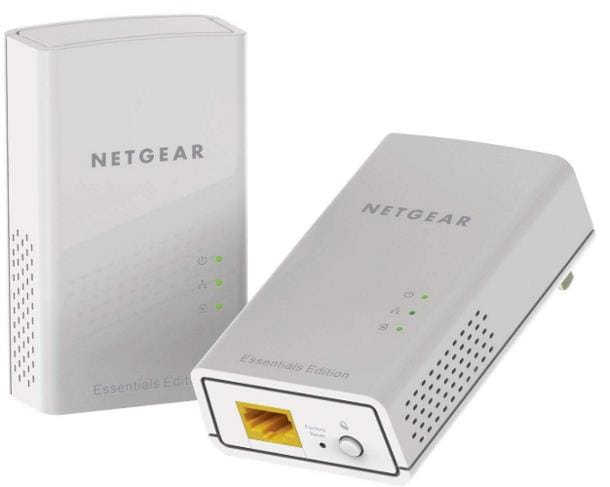 Netgear PL1000-100PES Ethernet Kit da 2