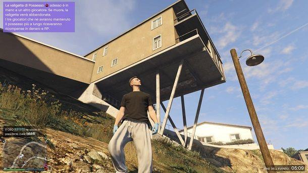 Casa Vinewood Hills GTA Online