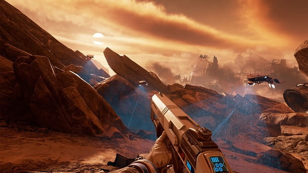 Farpoint PlayStation VR
