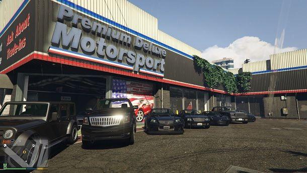 GTA 5 mod per vendere auto