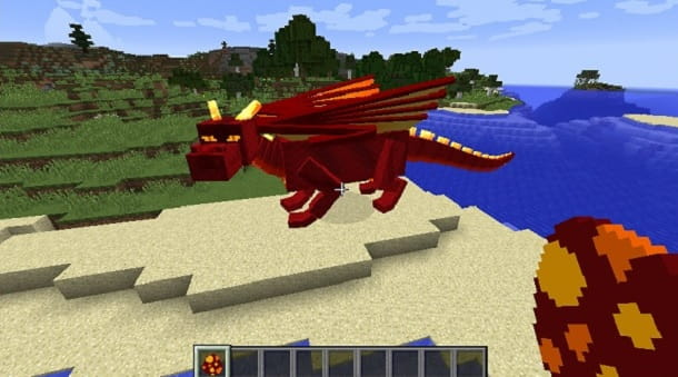 Mod Minecraft