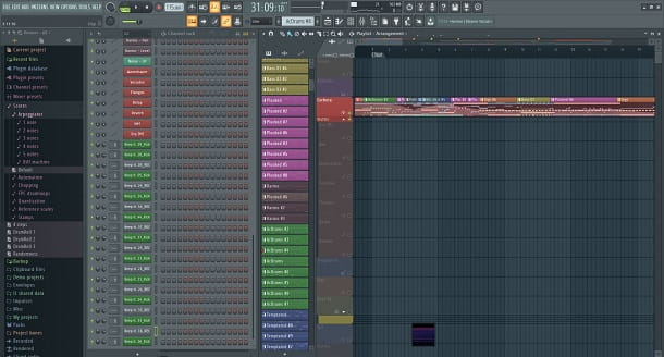 Progetto FLStudio
