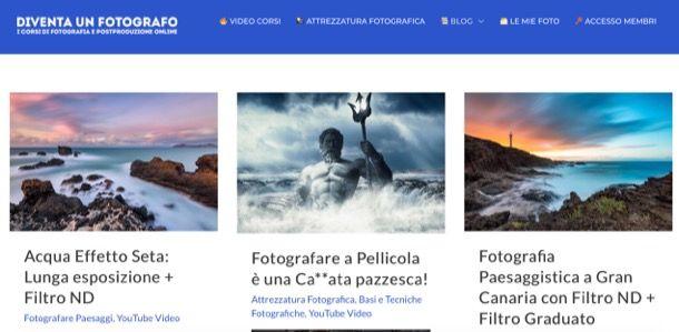 DiventaUnFotografo.com