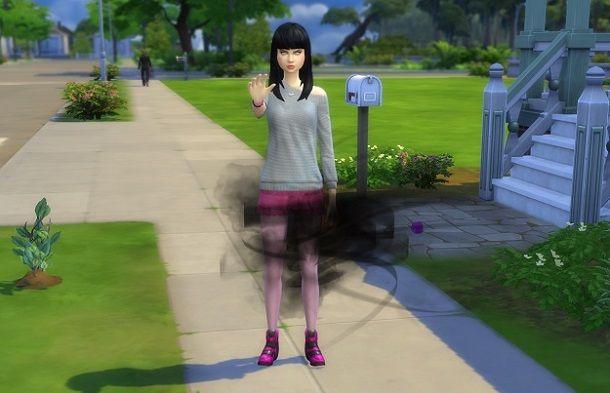 Stregone The Sims 4 Esercitazioni