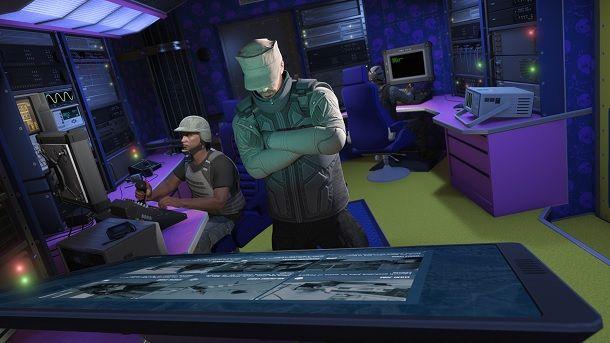 Terrorbyte GTA Online