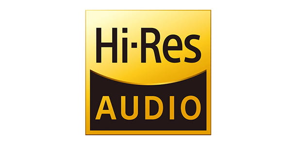 Logo Audio Hi-Res