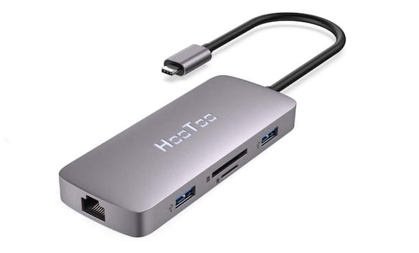 HooToo Hub USB C 8-in-1