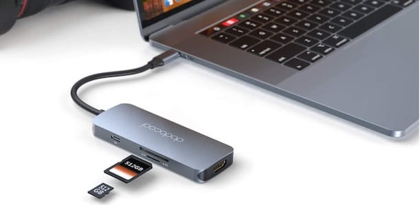 dodocool HUB USB-C 7-in-1