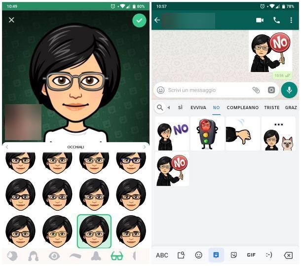 Come creare Memoji su Android