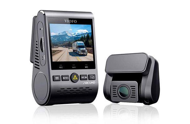 Viofo 4K Dual Dash Cam