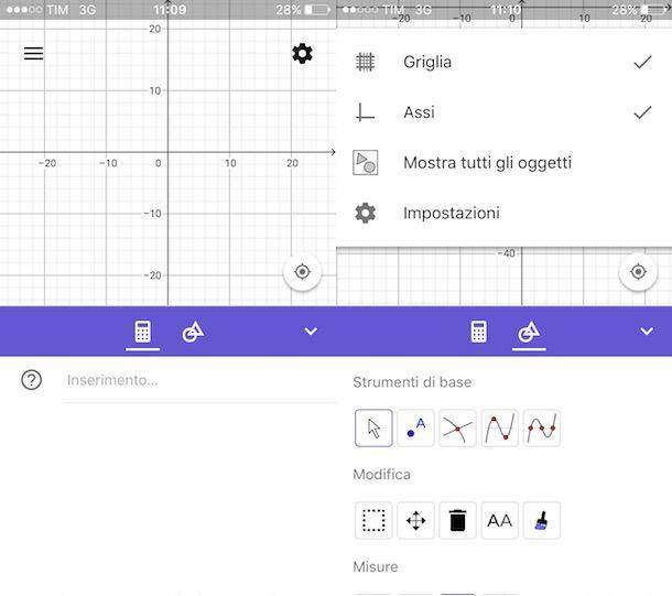 App per fare grafici