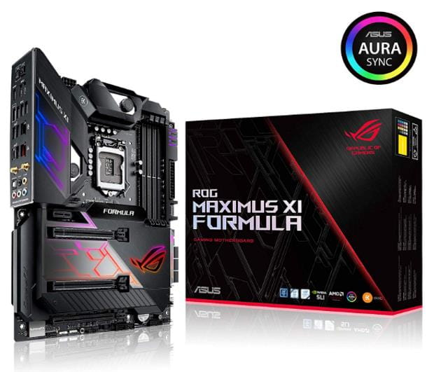 Asus 390 ATX ROG MAXIMUS XI (Intel)