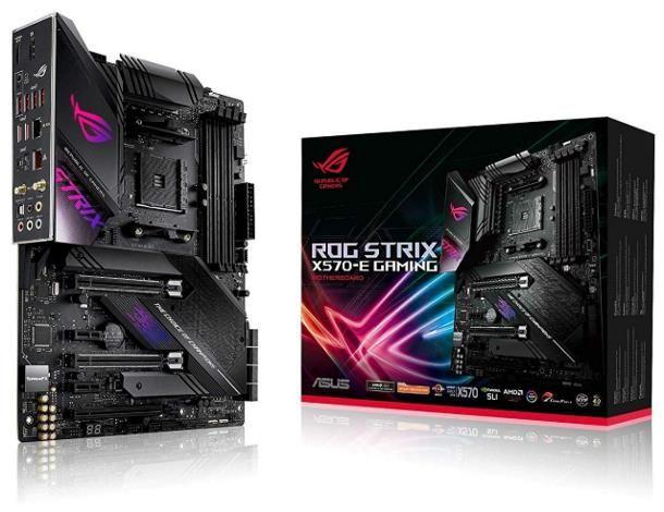 ASUS ROG Strix X570-E (AMD)