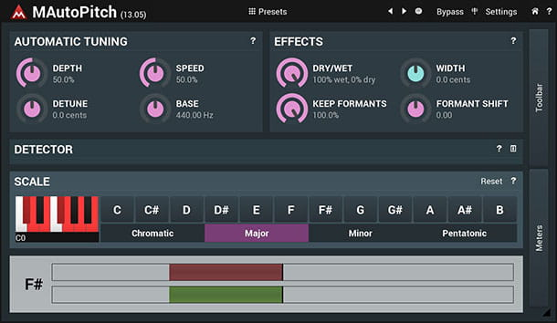 MAutoPitch VST