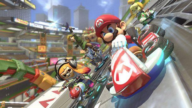 Il miglior gioco di corse su Switch è Mario Kart 8 Deluxe