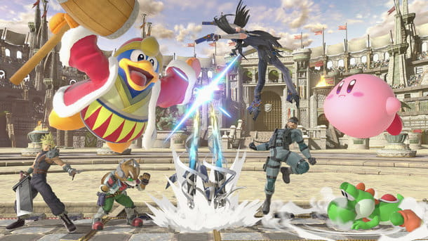 Super Smash Bros. Ultimate è un gioco di inarrivabile qualità