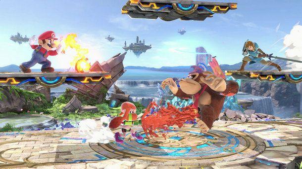 Super Smash Bros. Ultimate è la migliore esperienza multigiocatore offline