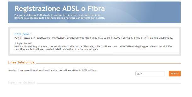 Problemi con Wind ADSL