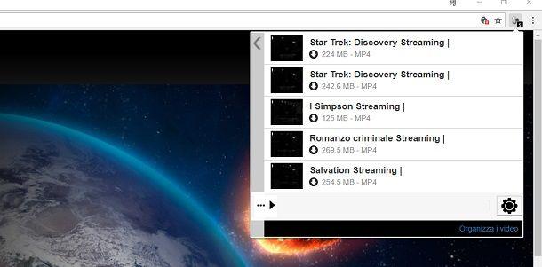 Programmi per scaricare serie TV