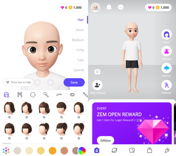 Come modificare Memoji Android