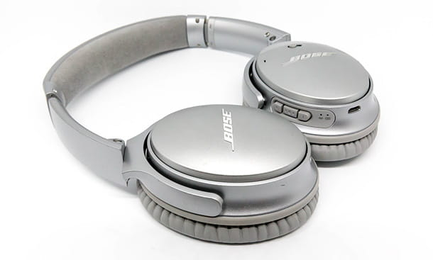 Cuffie noise cancelling