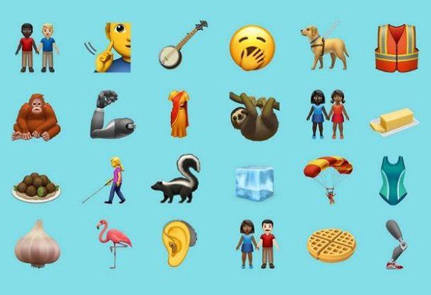 Come avere le emoji dell'iPhone su WhatsApp