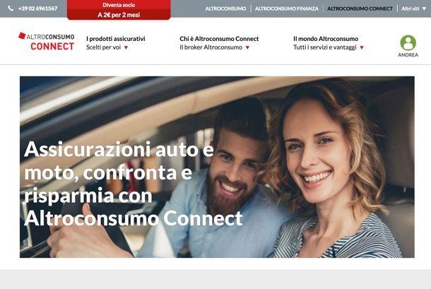 Altroconsumo Connect