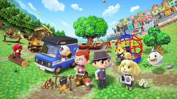 Animal Crossing New Leaf Migliori giochi 3DS
